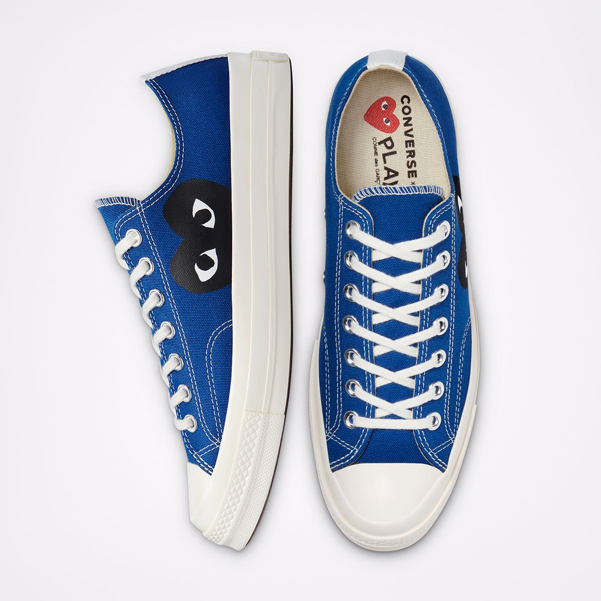 CdG PLAY Is Dropping Some New Chucks We Actually Want to Wear 43