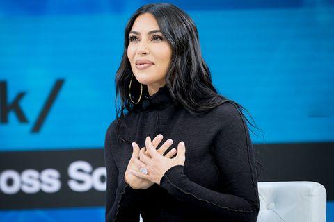 kim Kardashian at 2019 New York times panel