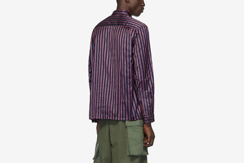 Stripe Havana Shirt