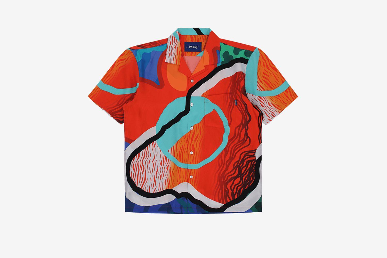 Sam Friedman Silk Shirt