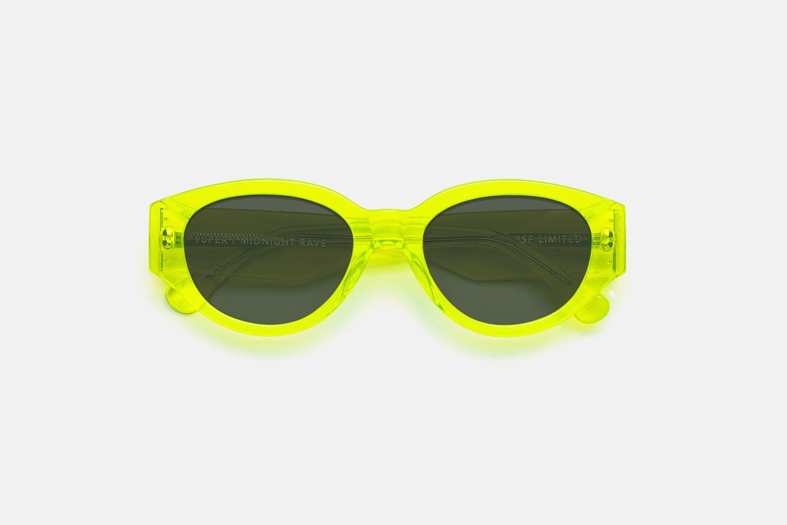 retrosuperfuture midnight rave sunglasses SUPER by Retrosuperfuture