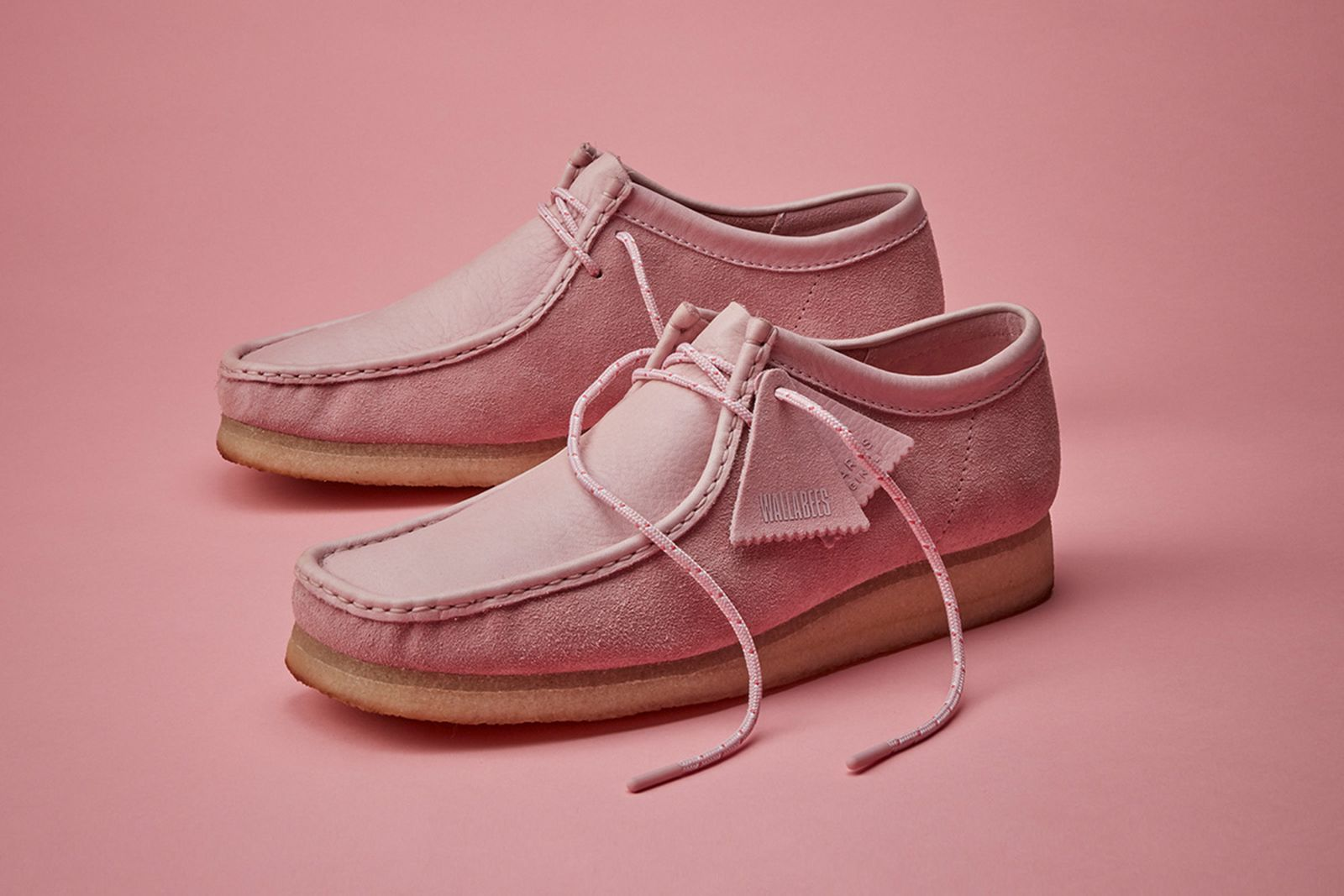 clarks-wallabee-low-pink