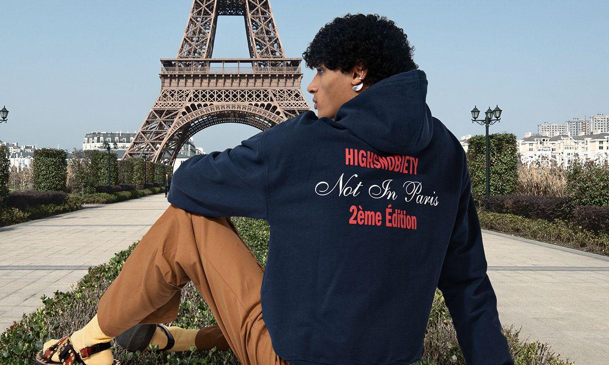 Not In Paris 2nd Edition Presented by Highsnobiety | Highsnobiety