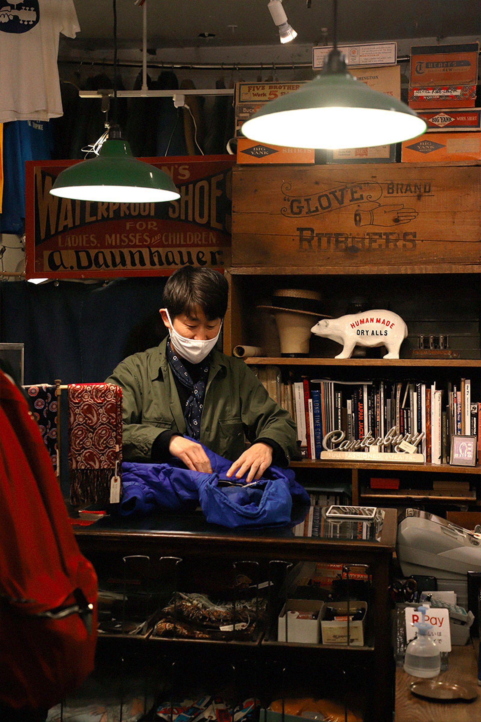 tokyo-best-vintage-store-guide-woolrich-sunstrap-03