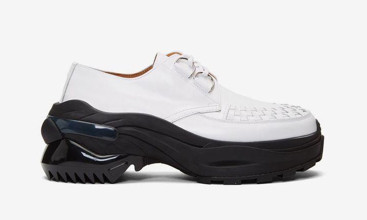 Maison Margiela Leather Shoe