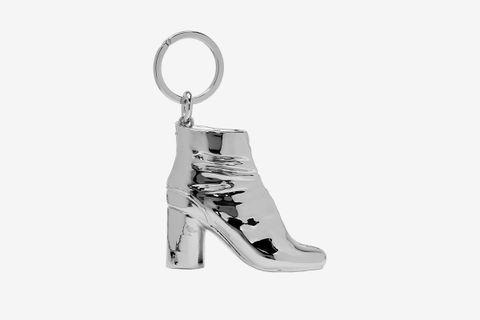 SSENSE Exclusive Tabi Boot Keychain