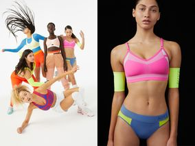 authorized site fashion exquisite style Nike Debuts First-Ever Flyknit Sports Bra: See More Here