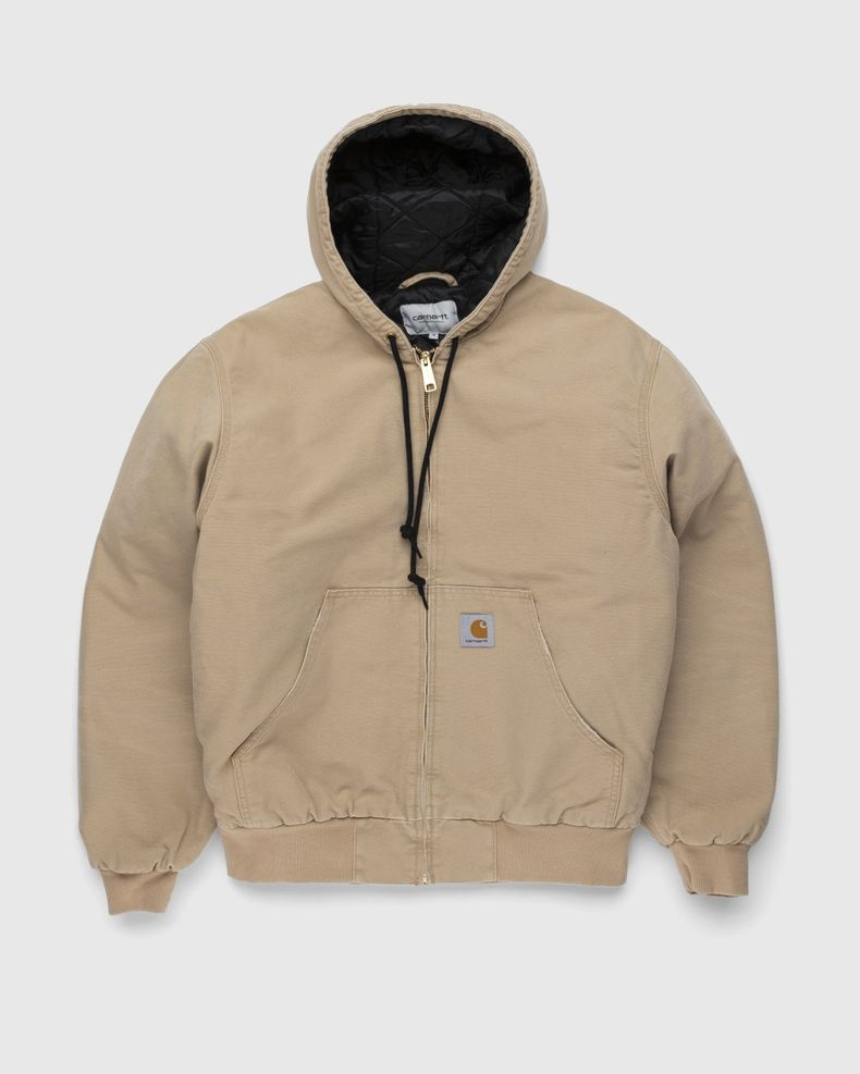 Carhartt WIP – OG Active Jacket Brown