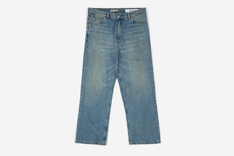 Vast Cut Jean - Re-Painting