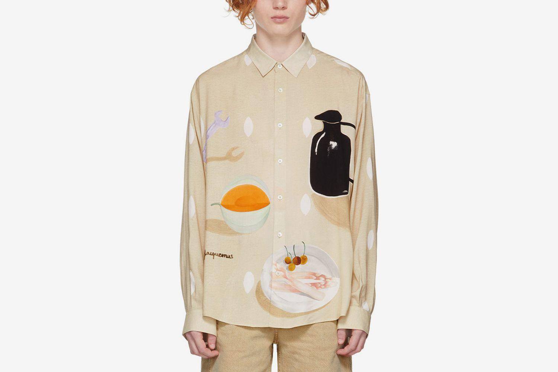 La Chemise Henri Shirt