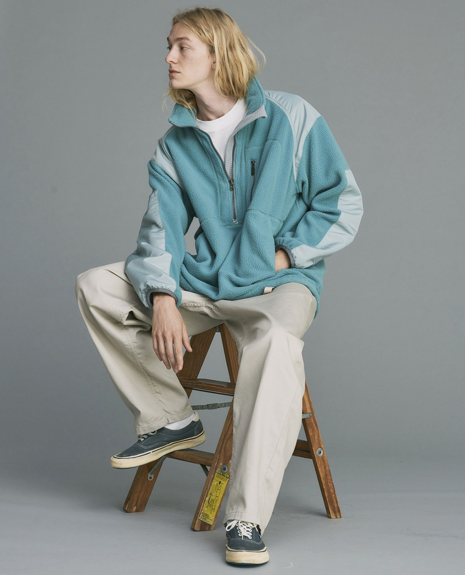 the north face purple label tnfpl fw21 collection lookbook