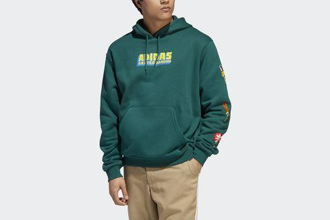 Food Party Sweatshirt