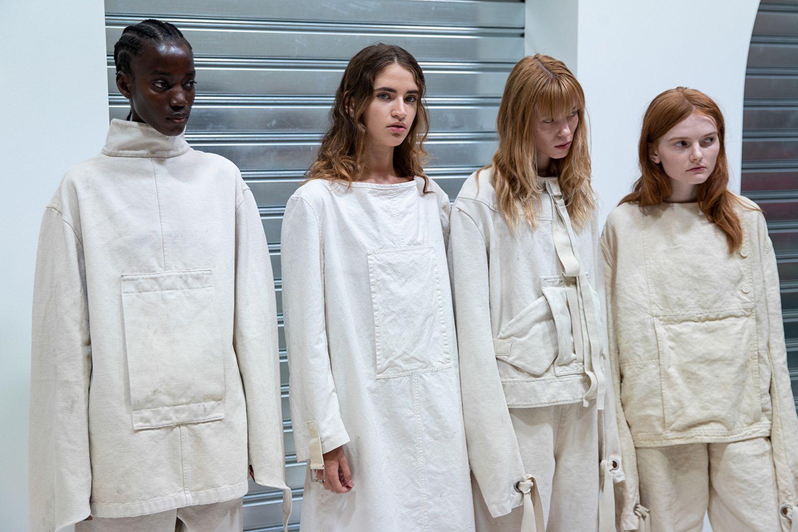 Gucci Women's SS20 Fashion Week Milan