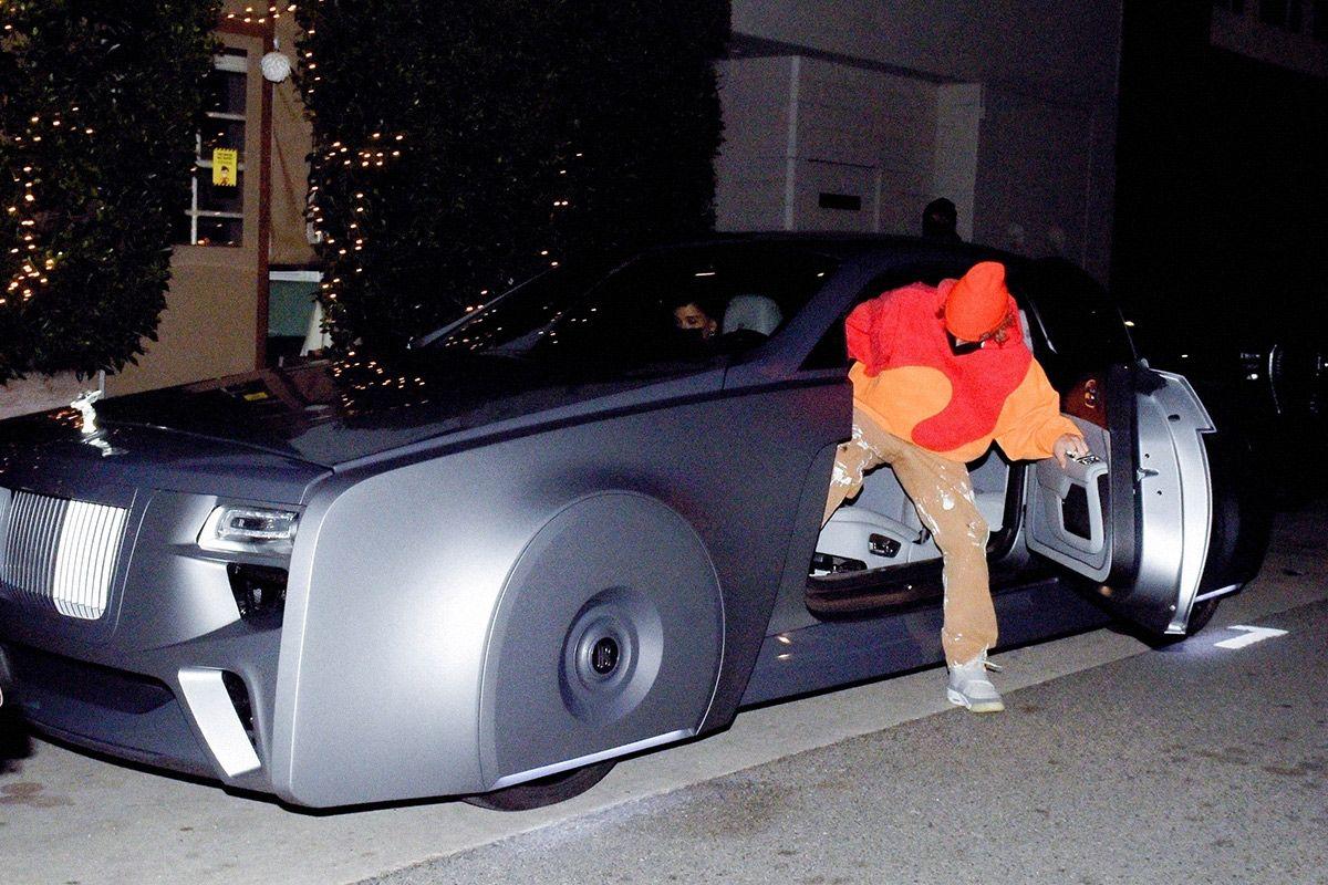 Justin Bieber's 0K Custom Rolls-Royce Does Not Look Real