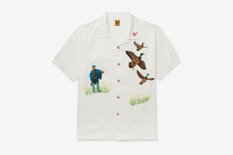 Yokosuka Camp-Collar Shirt