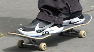 skating in nike adapt bb jenkem