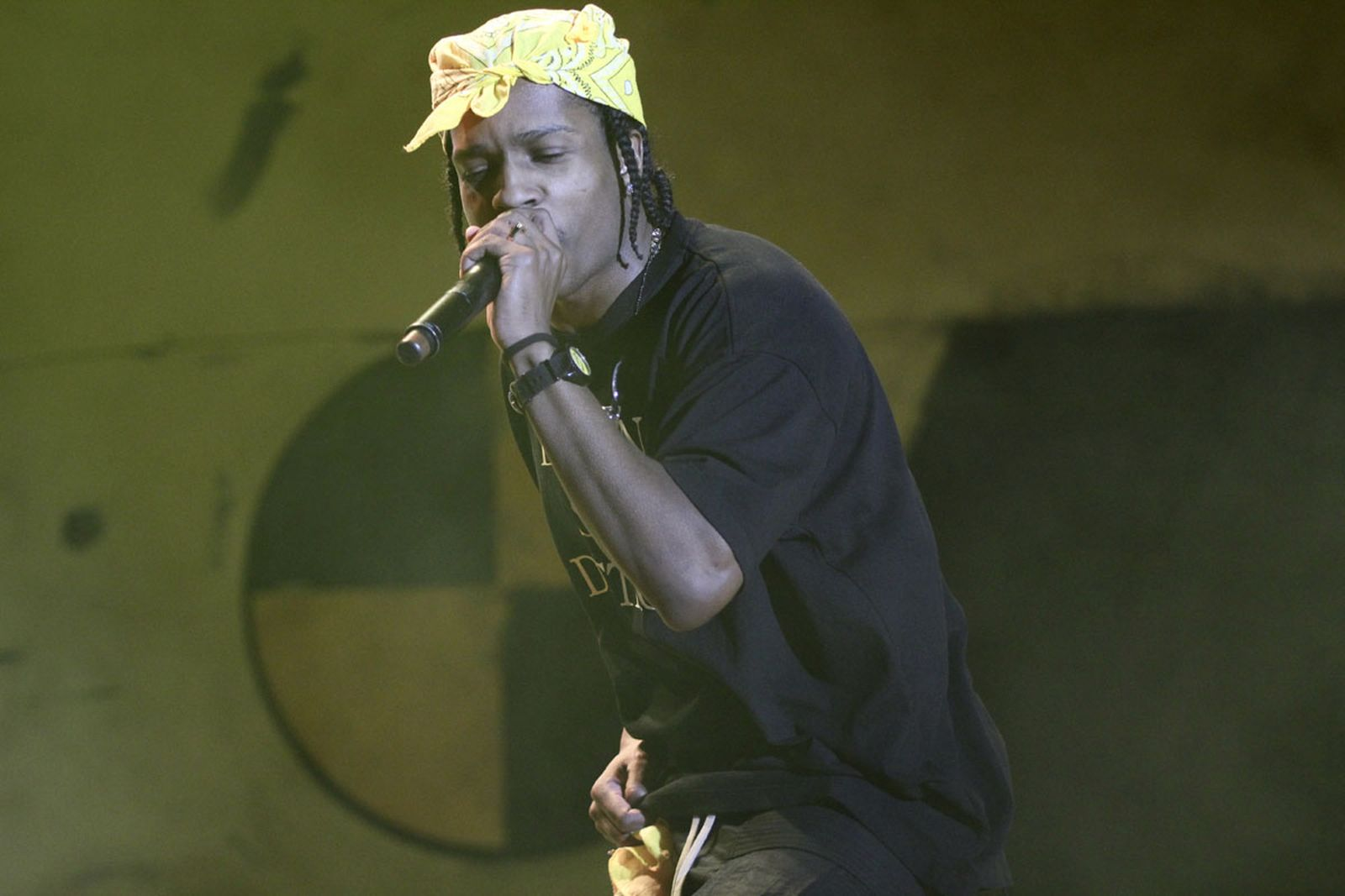 camp flog gnaw 2018 A$AP Rocky Camp Flog Gnaw Carnival Kids See Ghosts