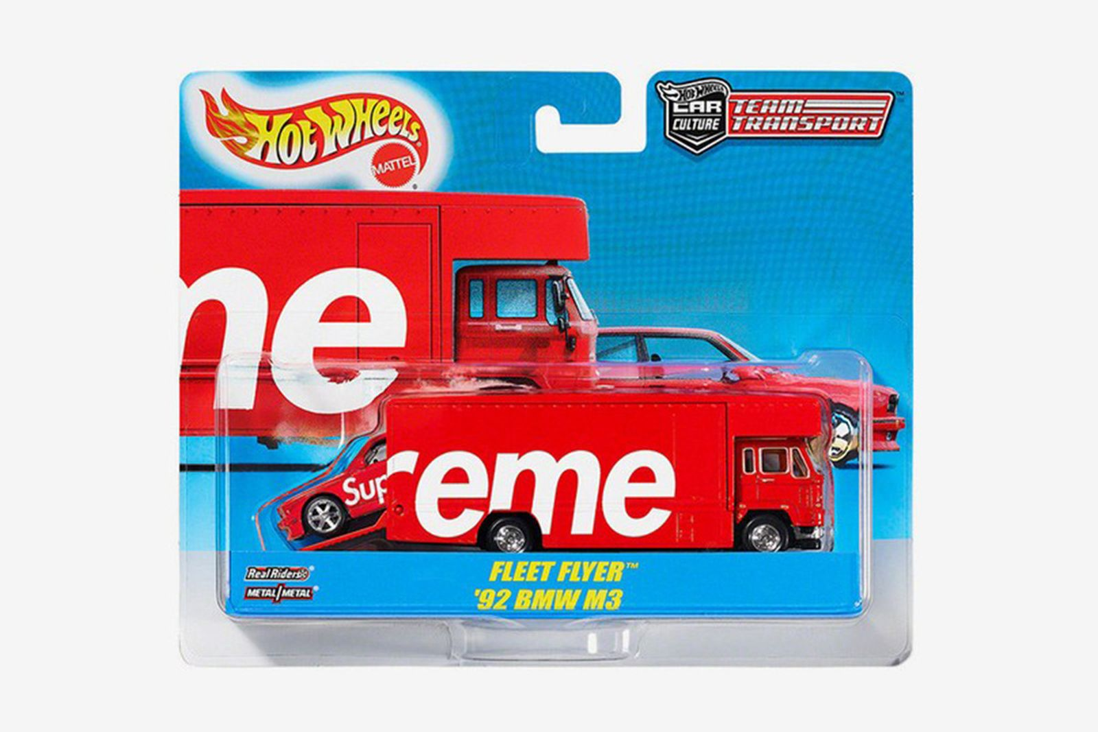 Supreme X Hot Wheels Fleet Flyer Collab Where To Buy Today