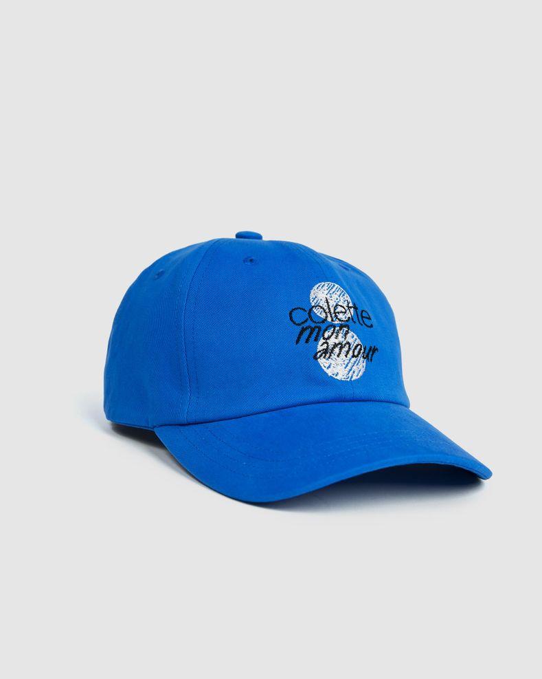 Colette Mon Amour - Dots Baseball Cap Blue