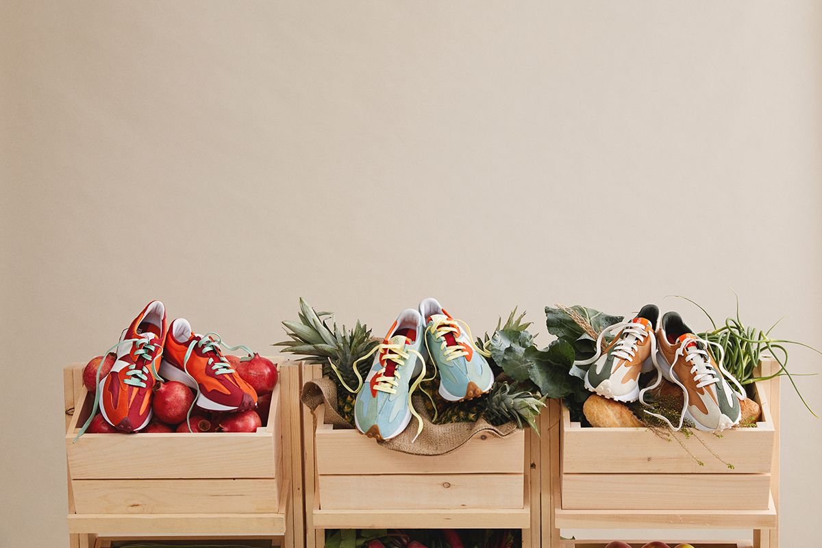 Todd Snyder & New Balance Are Making Sure You Get Your Fruits & Veggies