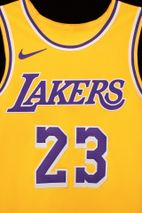 best service 1dcf2 d3230 LeBron James Showtime-Inspired Lakers Jersey: Where to Buy