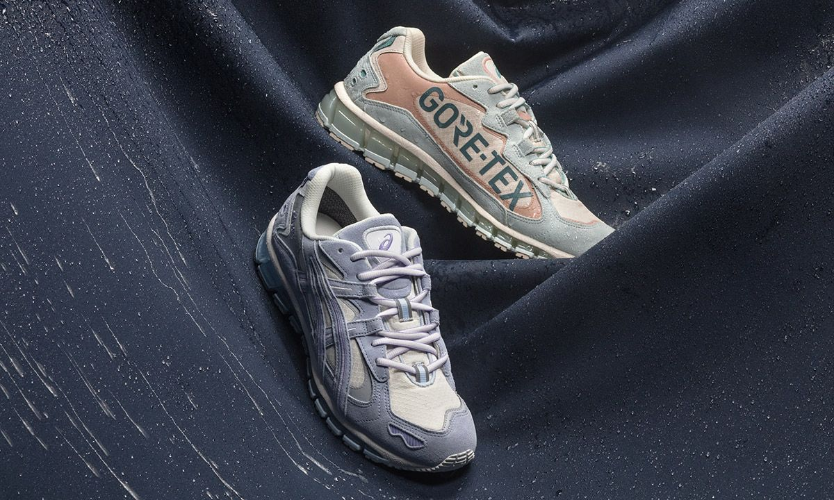 EXCLUSIVE: These GORE-TEX ASICS GEL-Kayano 5 360s Are for All Seasons
