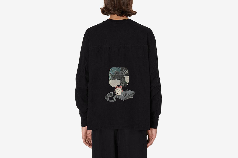 Md Decentre Longsleeve T-Shirt
