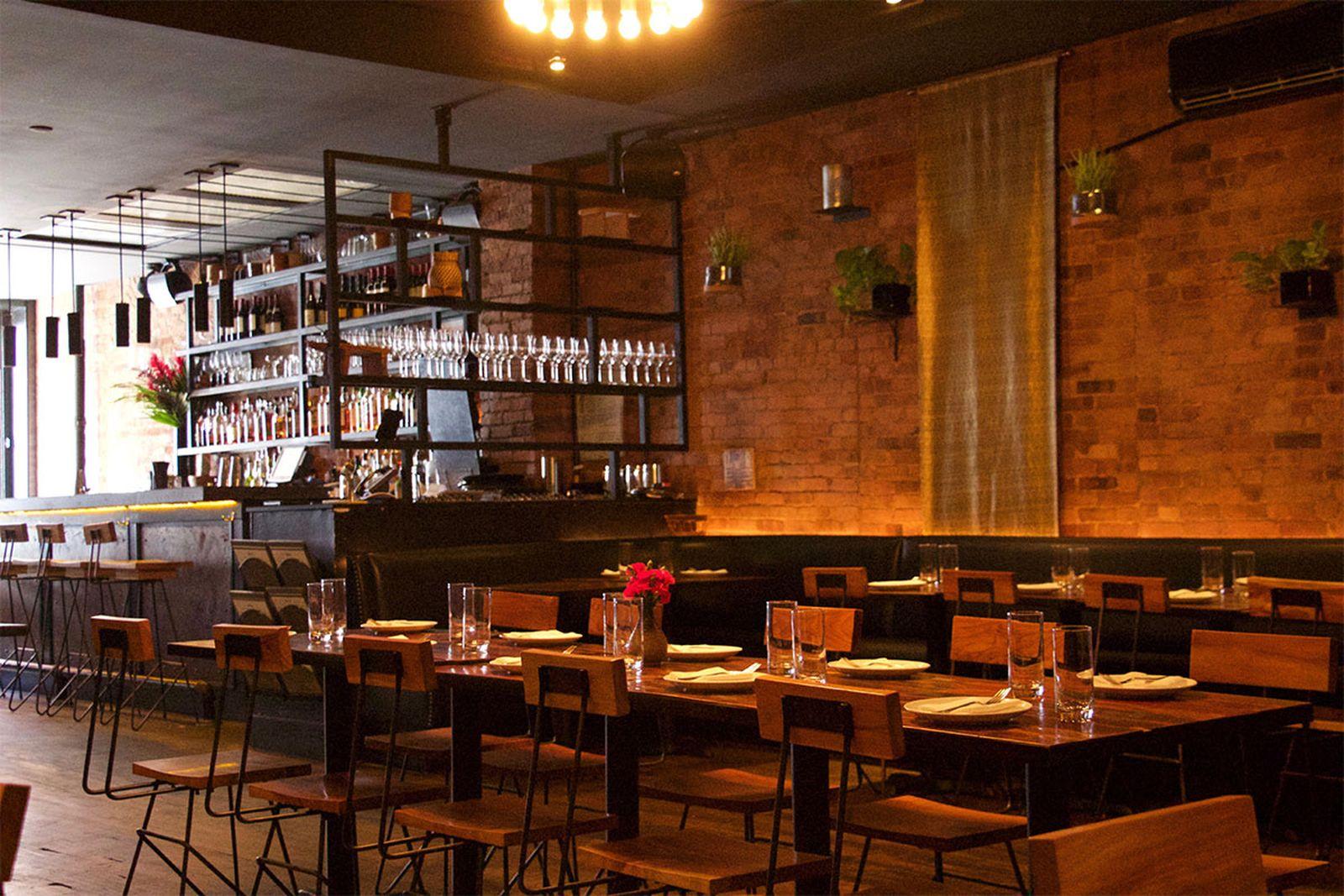 new york mid range restaurants kheyo AMEX american express platinum food & drink