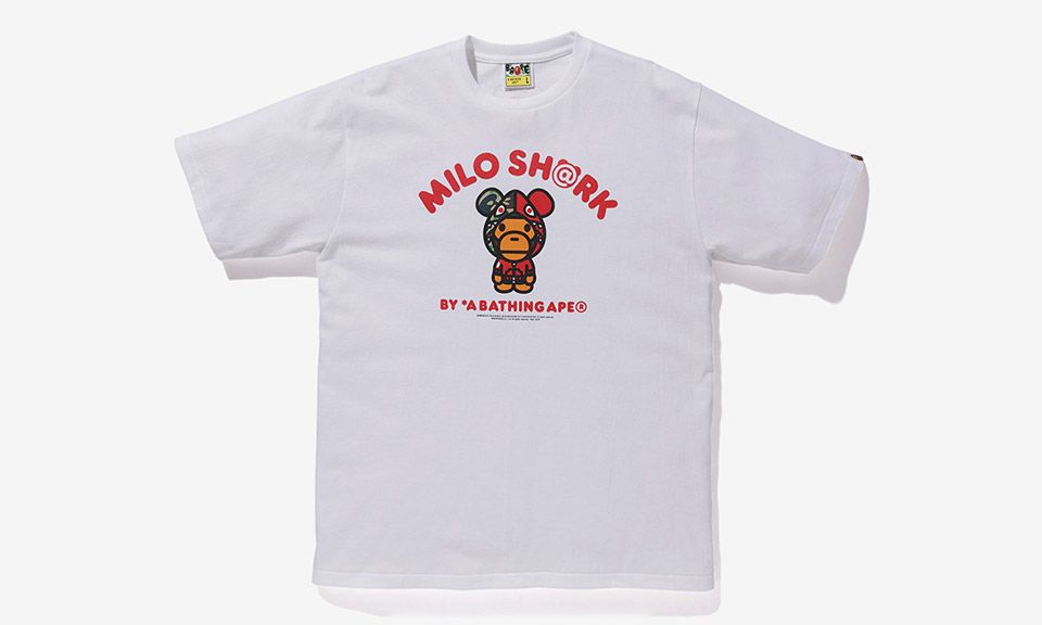 1a14364d1 BAPE Debuts Collaborative Medicom Toy T-Shirts