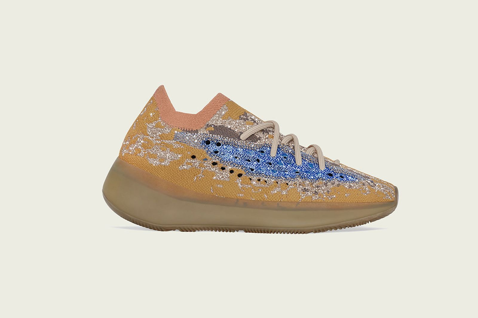 adidas yeezy boost 380 blue oat produt shot