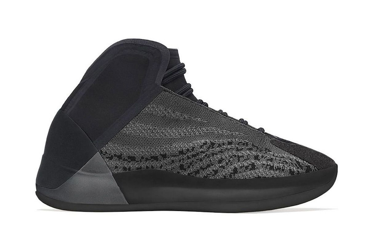 The adidas YEEZY QNTM Goes Into Stealth Mode 3
