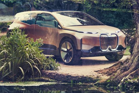 Six Mind-Blowing Electric Concepts From the Shanghai Auto Show