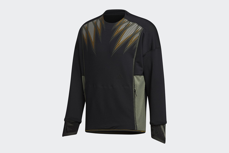 Prime COLD.RDY Top Crew Sweatshirt