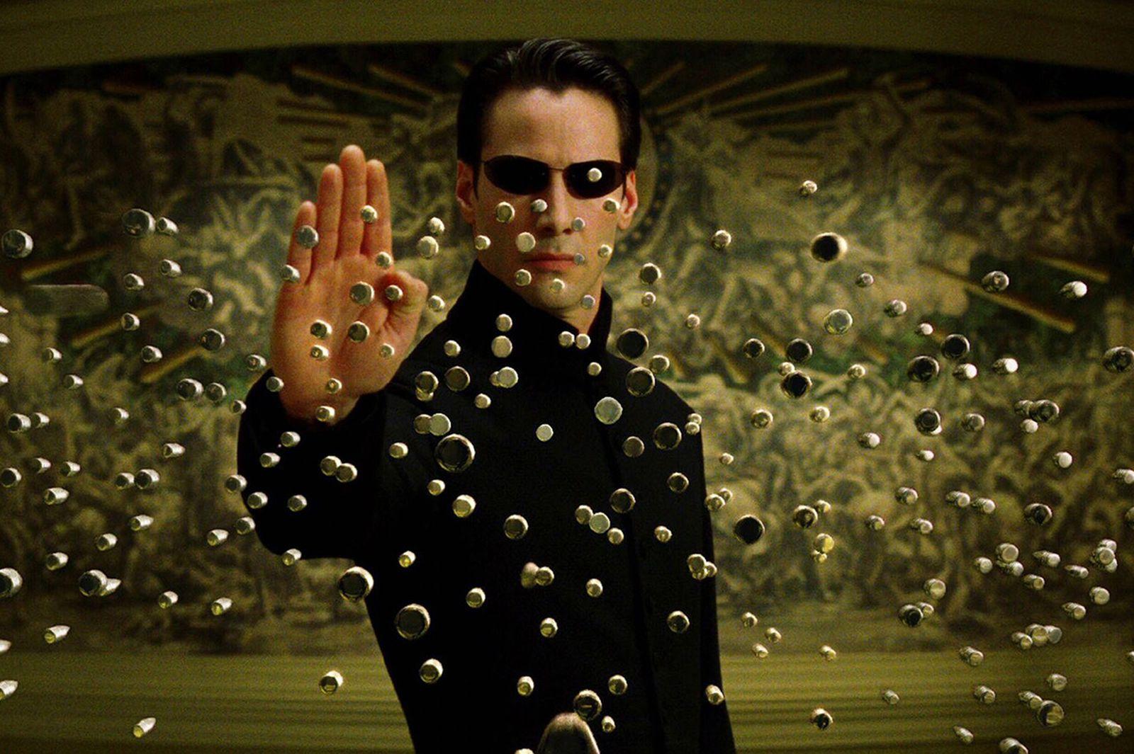 matrix 4 confirmed keanu reeves the Matrix