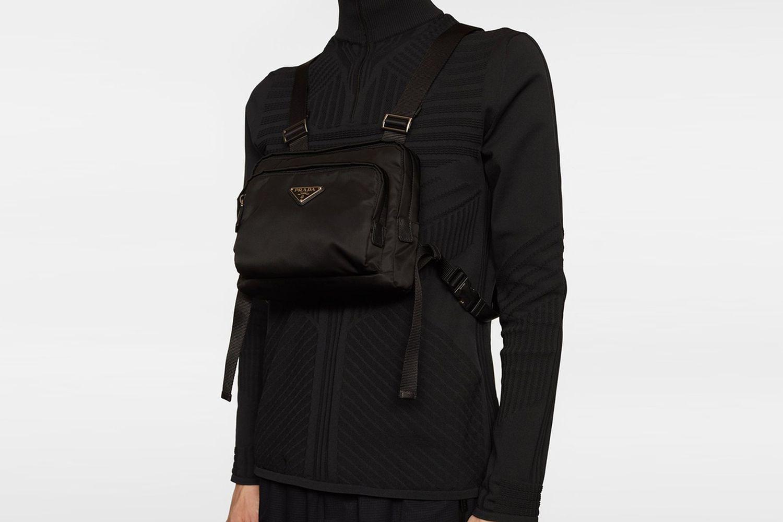 Linea Rossa Harness Bag