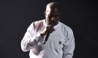 Kanye West's 'ye' Album Cover Comes to Life in Two Lyric Videos