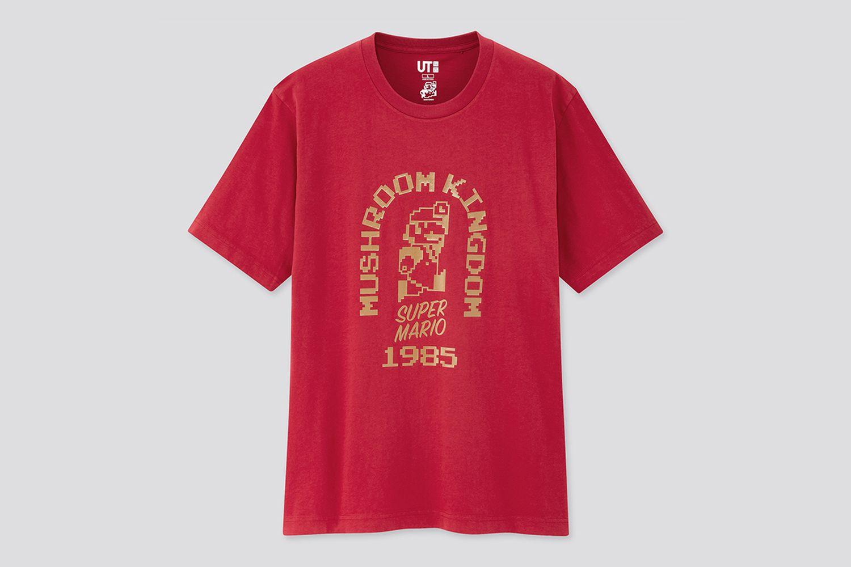 Super Mario 35th UT Short-Sleeve Graphic T-Shirt