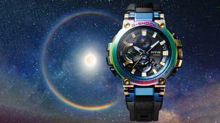 casio g shock lunar rainbow mt g g-shock