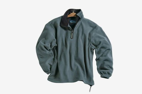 1/4 Zip Escape Pullover