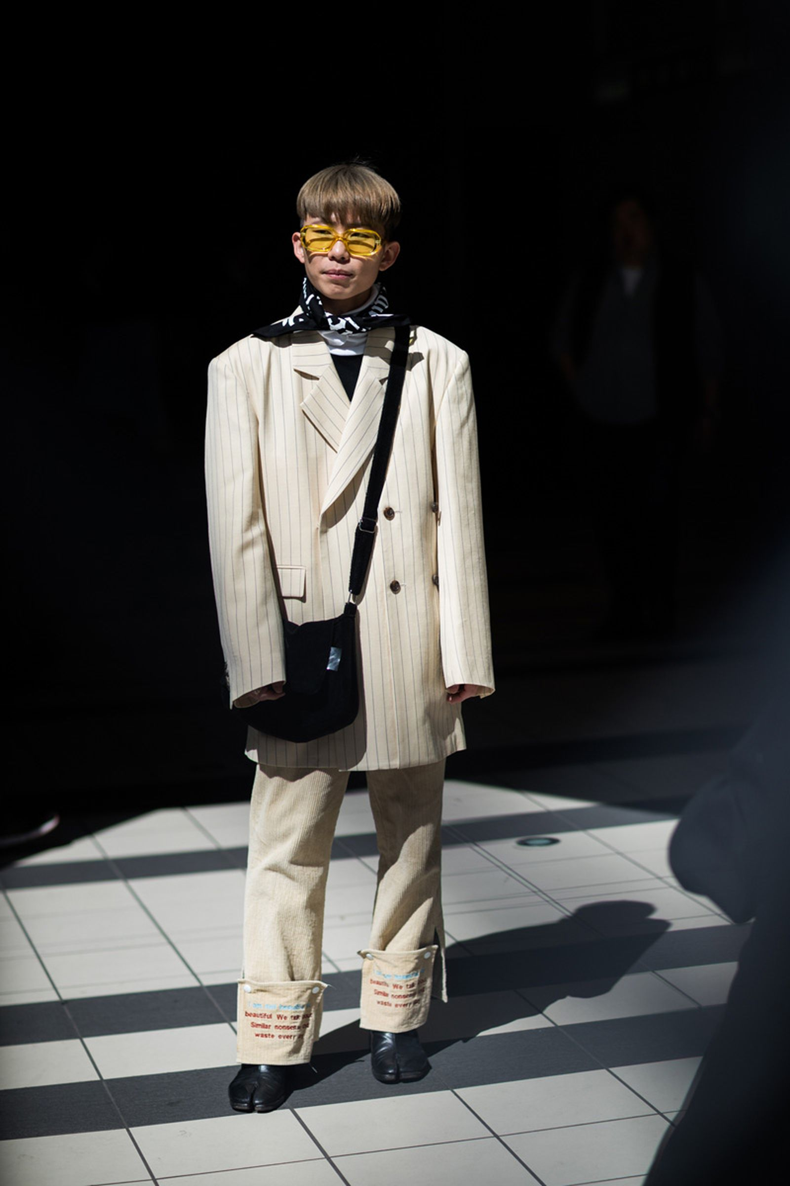 8tokyo fashion week street style