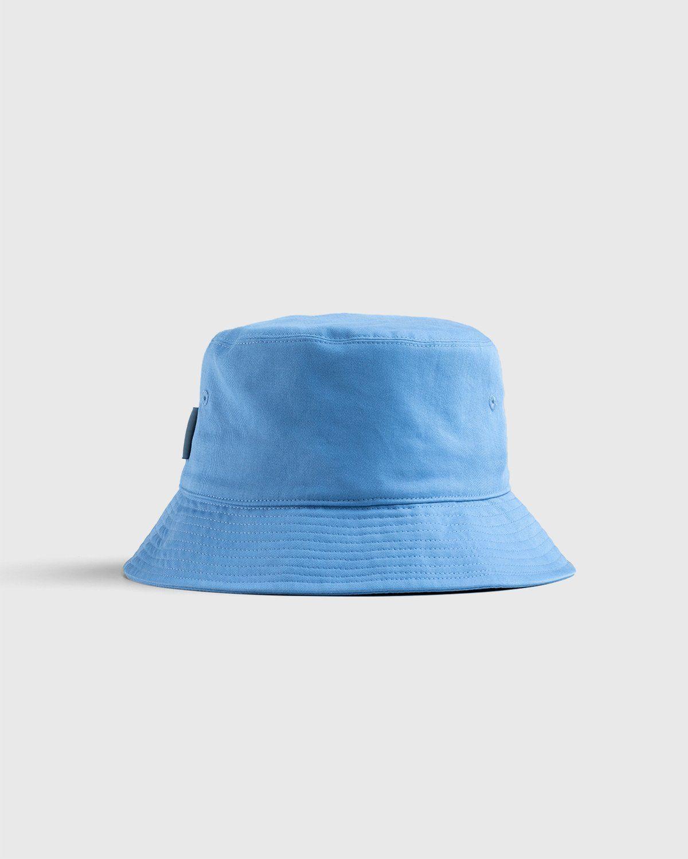 Highsnobiety – Bucket Hat Blue - Image 2