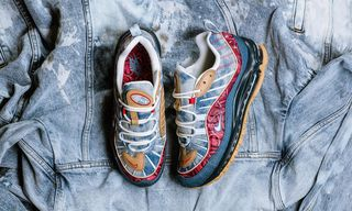 """Nike's """"Wild West"""" Air Max Pack Wants to Unleash Your Inner Cowboy"""