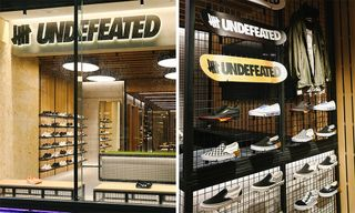 A Look Inside UNDEFEATED's New Hong Kong Flagship