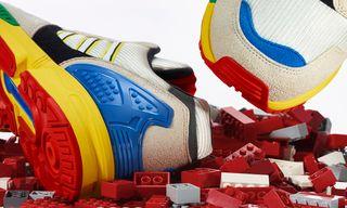 LEGO's Nostalgic adidas ZX Collab Drops Tomorrow