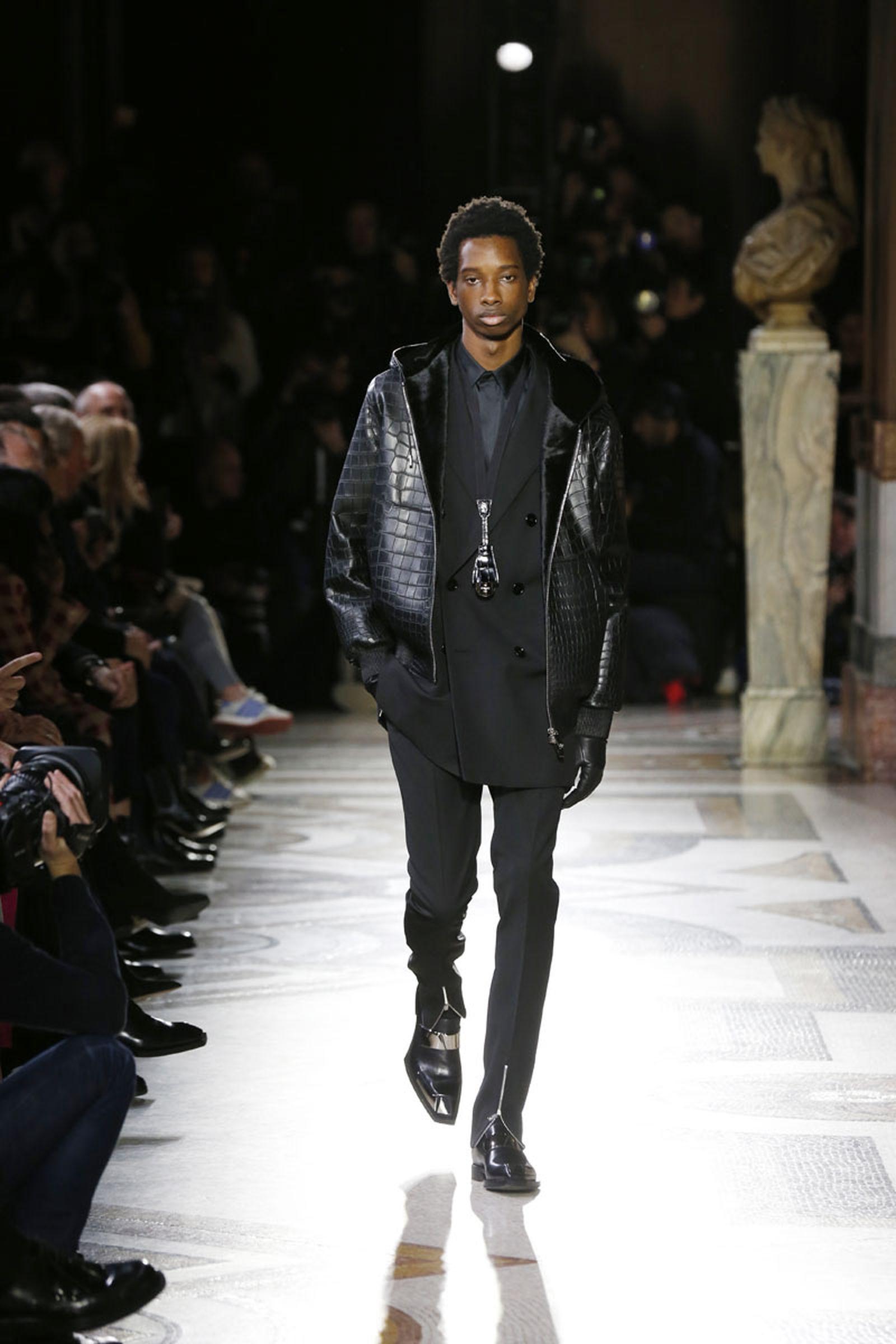 35berluti fw19 paris fashion week pfw19 runway