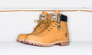 Here's Every Piece From the UNDEFEATED x BAPE x Timberland Collab