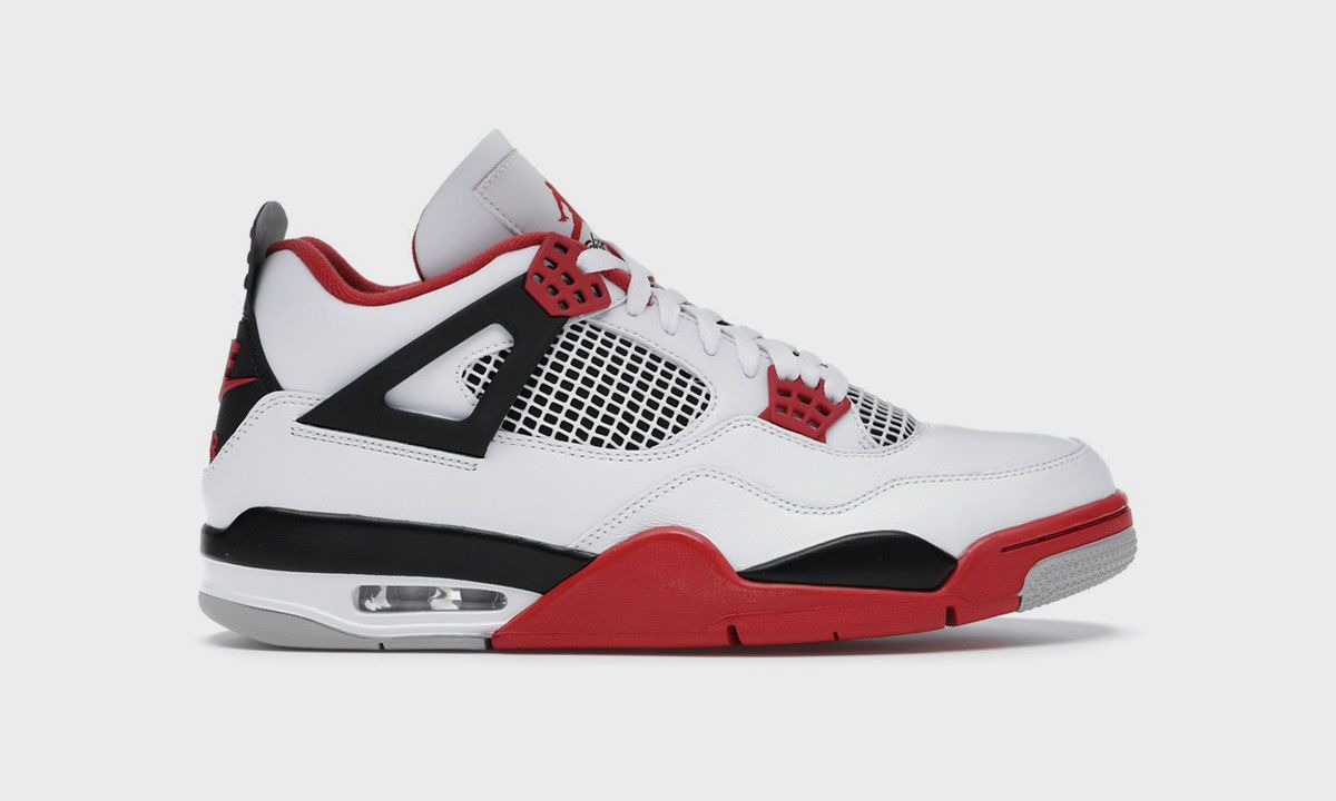 """Nike Air Jordan 4 """"Fire Red"""": Where to Secure a Pair Now"""