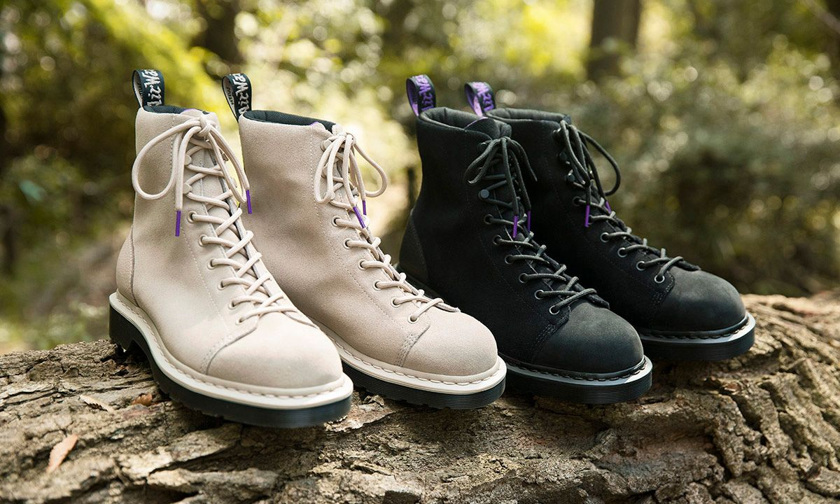 The North Face Purple Label Reveals Bangin' Dr. Martens Boots