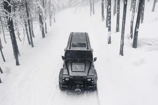 Ares Design is Beasting Up The Land Rover Defender