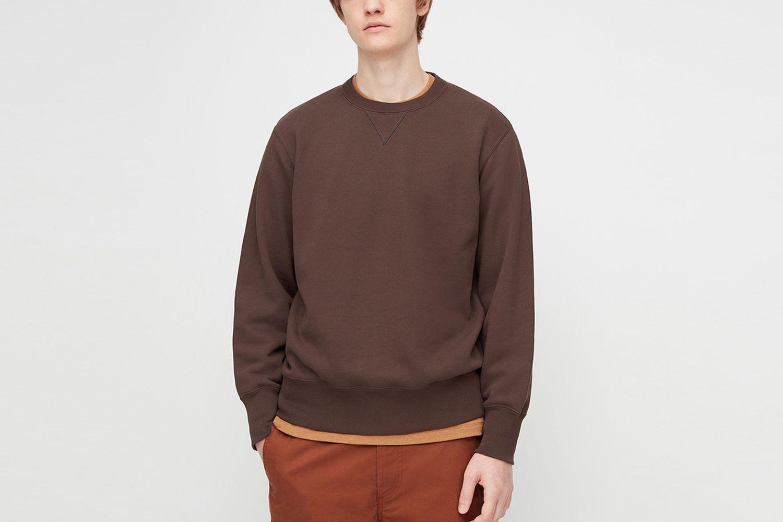 Long-Sleeve Sweatshirt